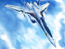 Macross: VF-25F Messiah