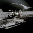 Real Life: Apollo 15′s Lunar Rover