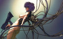 Ghost in the Shell: Haven't posted the Major for awhile