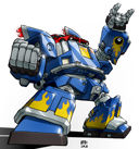 Megas XLR: At least Optiumus Prime is a Megas fan