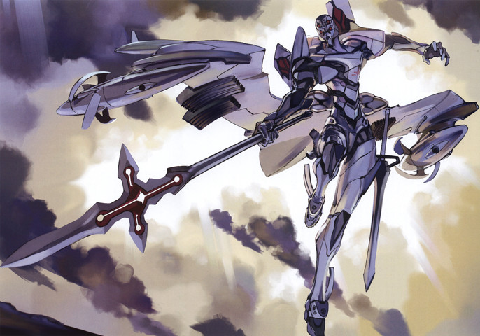 Evangelion: Angel of Death, no?