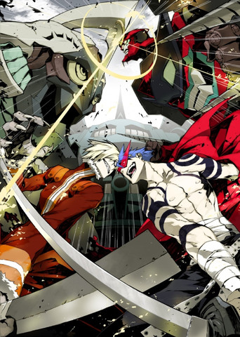 Gurren Lagann: Wasn't there supposed to be movies of this coming out?