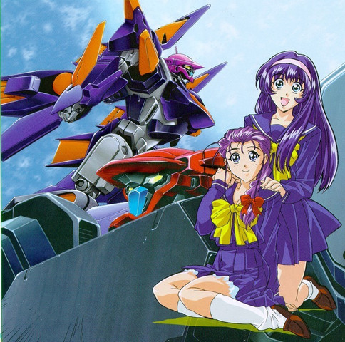 Nadesico: I should watch this again