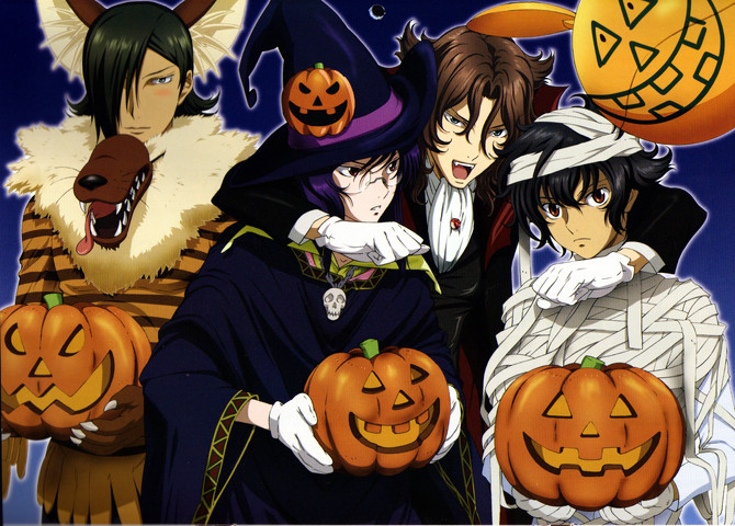 Gundam: Don&#8217;t feel like waiting for Halloween to post this