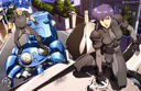 Ghost in the Shell: Motoko Kusanagi is number two of the Holy Quadruple of Goddamnit Japans