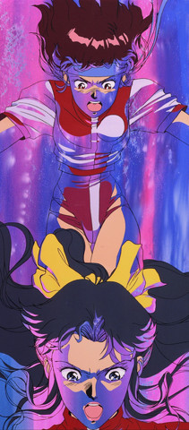 Gunbuster: Gainax owes us a third series