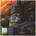 Votoms: This is a Scope Dog