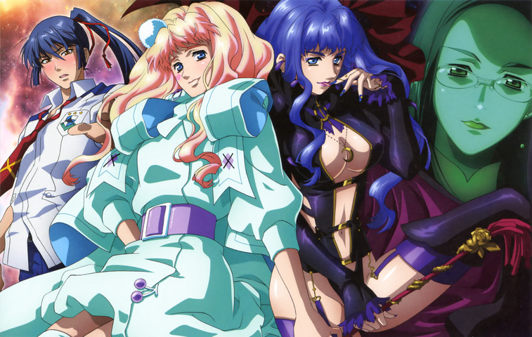 Macross: Evil Sheryl or Good Sheryl?
