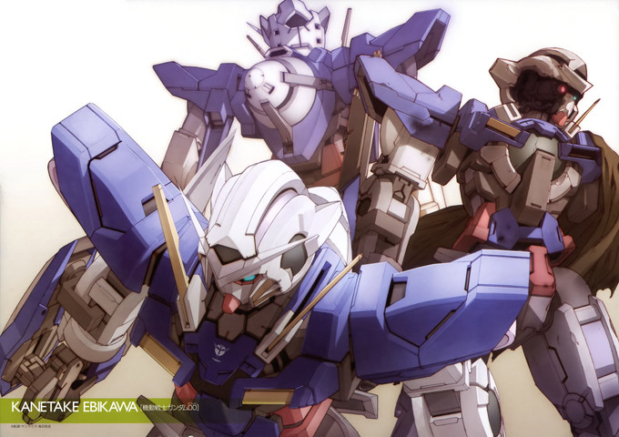 Gundam: A Gundam for a post-9/11 world