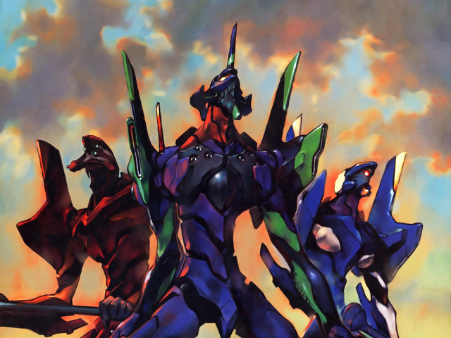 Evangelion: Life-size Evangelion Unit 01 model coming to Japan