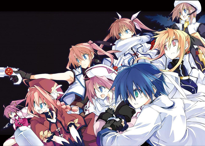 Nanoha: There should be more shows with magically powered mecha and intelligent weapons