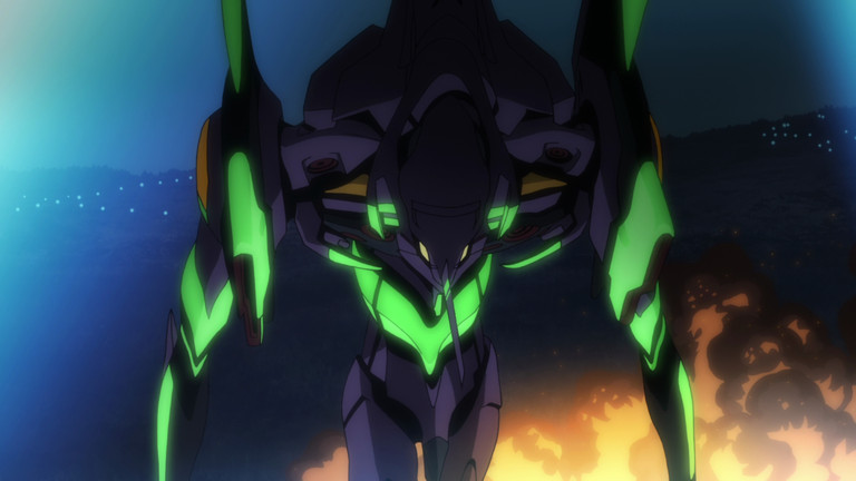Evangelion: The Beast