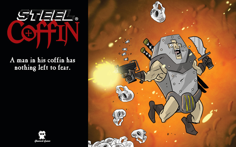 Miscellaneous: Steel Coffin