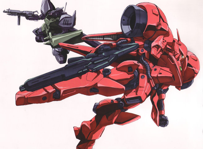 Gundam: Gerbera Tetra is the best UC mobile suit ever
