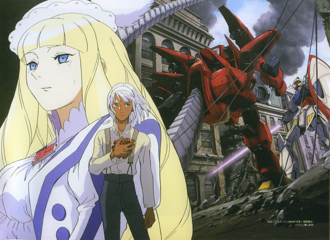Gundam: I dunno why they never quit after Turn-A, they can't ever top it
