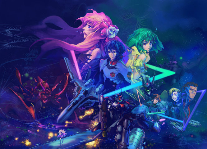 Macross: Macross F revitalized the franchise