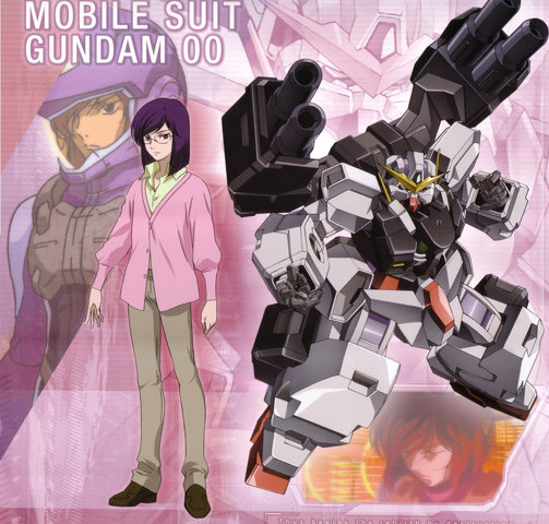 Gundam: Was he supposed to be canon gay?