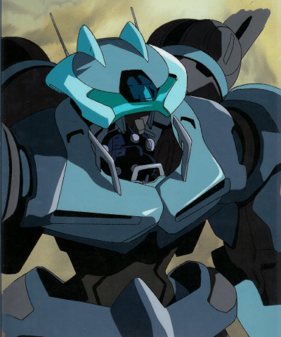 Blue Gender: Day Seven of No Eva/Gundam/Macross