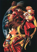 Cyborg 009: Two whole weeks of No Eva/Gundam/Macross