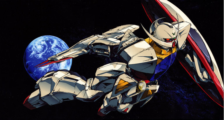 Gundam: The Turn-A compilation movies are utter crap, but worth watching just for the updated animation