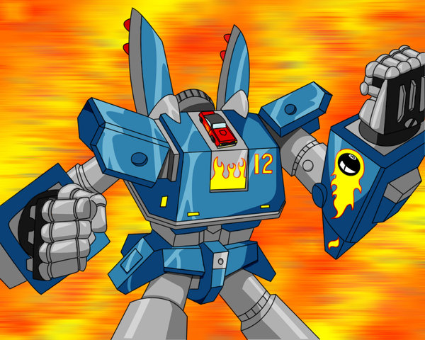 Megas XLR: A third season would still be nice