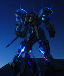 Gundam: Captain Rape even lights up