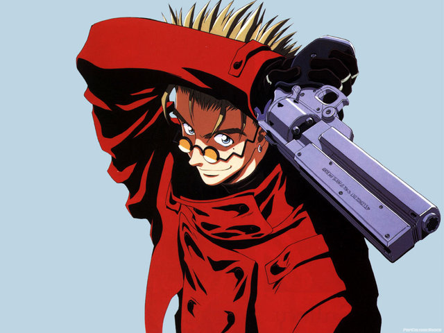 Miscellaneous: If you haven't seen Trigun: Badlands Rumble yet, do it now