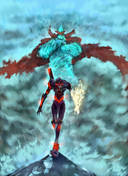 Evangelion, Gurren Lagann: Who the hell does anybody think they are?!