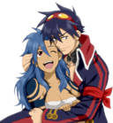 Gurren Lagann: &#8230; *facepalm*