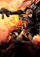 Appleseed: Apparently Appleseed XIII was NOT canceled! Episode 1 is out