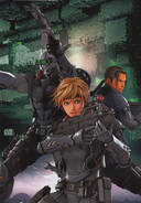 Appleseed: Maybe I should just watch GITS:SAC again, that had a good plot