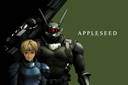 Appleseed: I say we make Shirow make a comic about Duenan, Motoko, and Leona having lesbian sex
