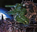 Miscellaneous: This is what Starship Troopers looks like, to compare against what was in the Daicon III/IV videos
