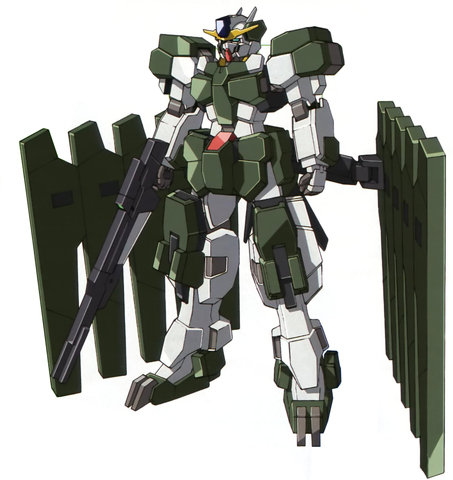 Gundam: I'm not sure why Bandai thought Gundam 00 would take off in the US