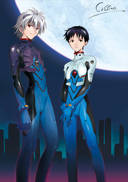 Evangelion: So, one more year give or take until Eva 3.0