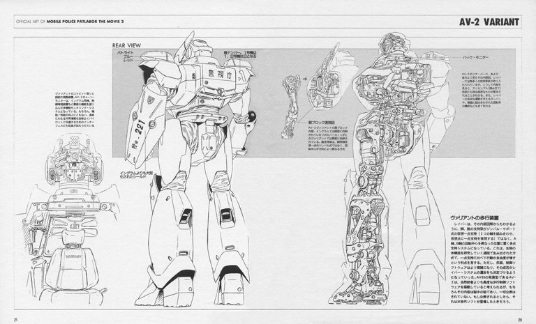 Patlabor: More of that AV-2