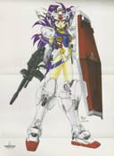 Gundam: The first MS Girl in the book