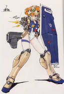 Gundam: GM Girl