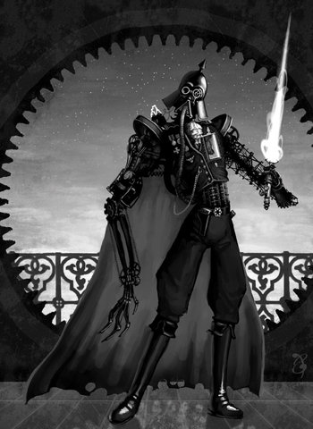 Star Wars: Steam Punk Vader