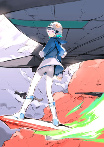 Eureka Seven: Damnit, they're not airing Ao fast enough