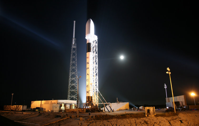 Real Life: The SpaceX launch to the ISS has been successful, docking will occur in 2 days