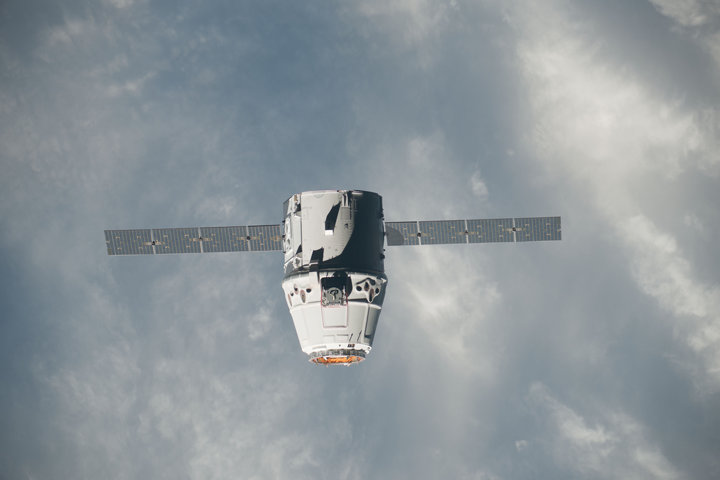 Real Life: Dragon is going to start its journey home at 2:30 AM EDT
