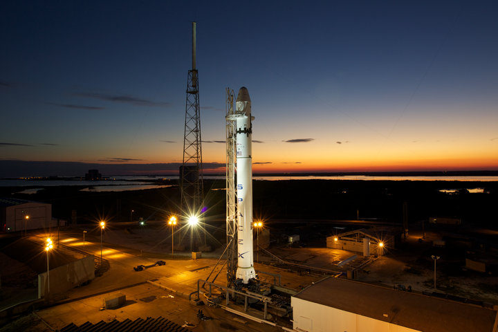 Real Life: More of that wonderful Falcon 9