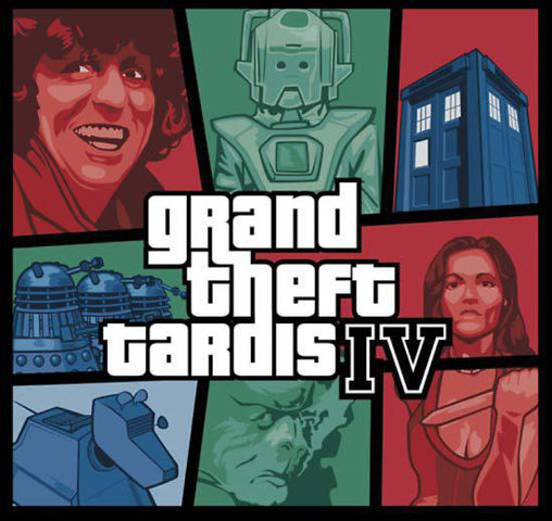 Doctor Who: Would totally play it