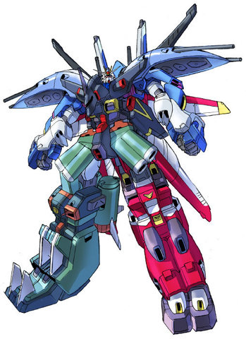 Gundam: As long as no one tries to build this thing, we should be fine