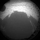 Real Life: The second photo from Curiosity