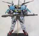 Gundam: This is how you paint an Ex-S Gundam (1/8)