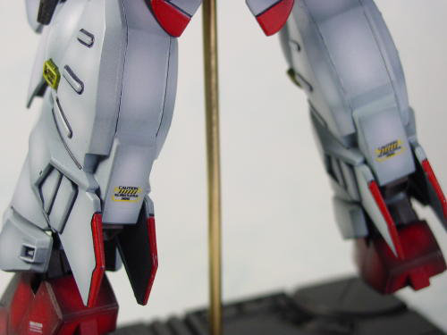 Gundam: This is how you paint an Ex-S Gundam (7/8)