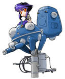 Ghost in the Shell: A good way to start September