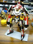 Eureka Seven, Lego: The rest of E7AO airs in November